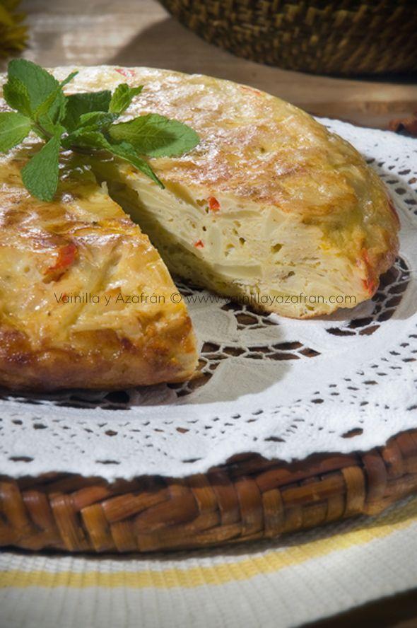 Tortilla española | Cocina | Pinterest