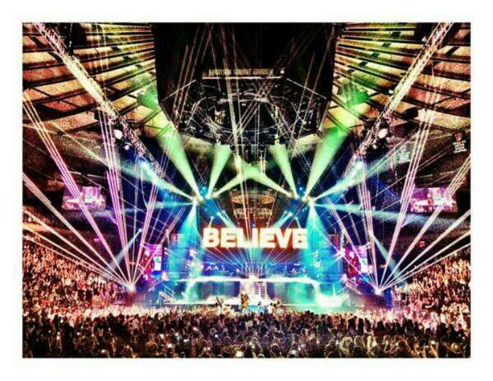 Madison Square Garden 2012.
