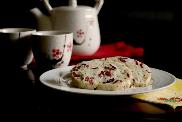 Cranberry Orange Poppy Seed Cookies | Baking | Pinterest