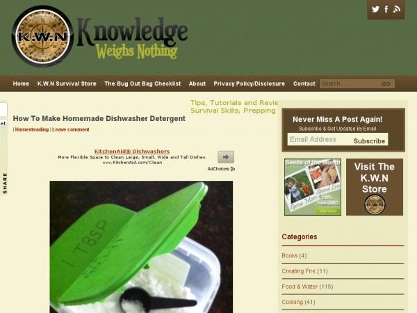 Homemade Dishwasher Detergent   DIY   Pinterest