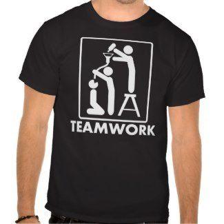 teamwork in it