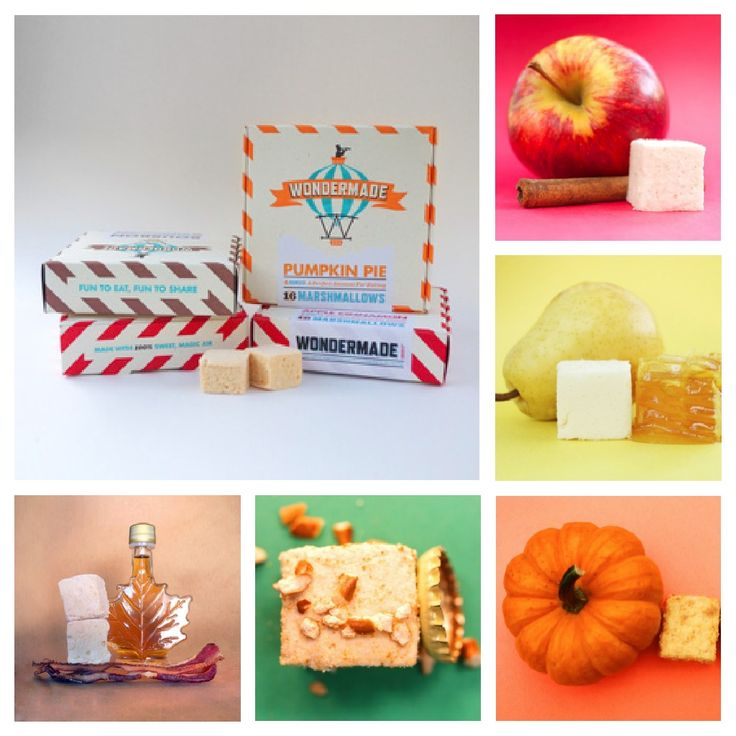 gourmet marshmallows - flavors like Maker's Mark and Maple Bacon ...