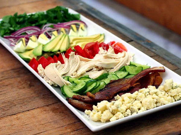 cobb salad! | Cobb Salad... | Pinterest