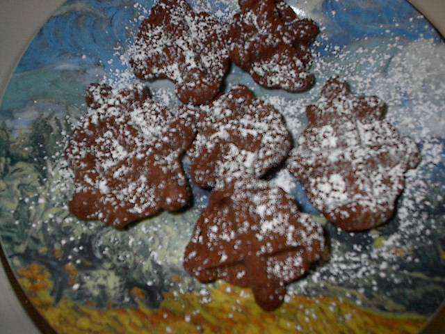 chocolate waffle cookies | . ⊱╮Grandma's Cookie Jar | Pinterest
