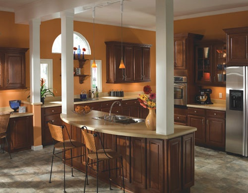 KITCHEN CABINETS Kitchen Cabinets Kitchen Remodeling Cleveland