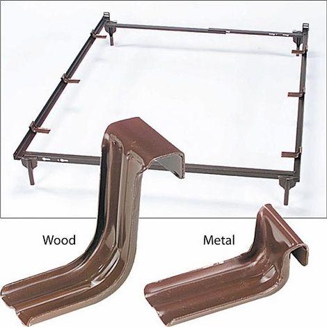 making bed frame