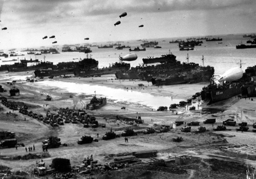 d day anniversary france