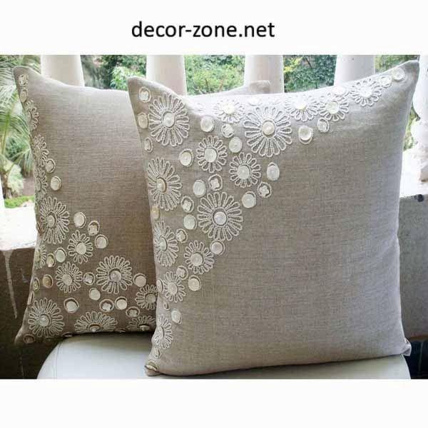 decorative pillows for a sofa Cool Decor Pinterest