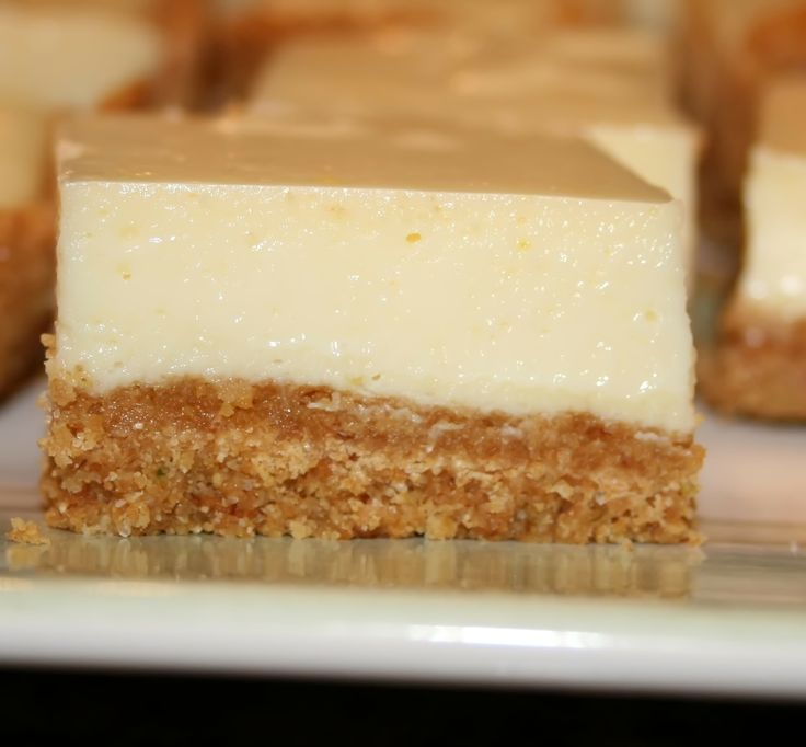 Key Lime Bars | Just Desserts | Pinterest