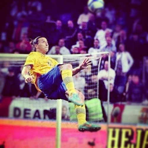 Wondergoal By Zlatan: Ibrahimovic Best Goal