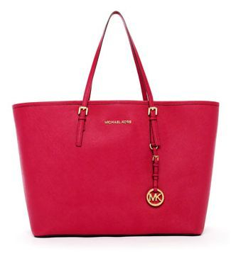 Win Michael Kors Jet Set tote in lacquered pink!! http://www.bagsnob.com/2012/05/mothers-day-giveaway-thanks-michael-kors.html