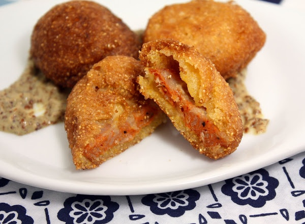 andouille corn dogs recipes dishmaps andouille corn dogs recipes ...
