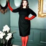 Confira as fotos de Tara Lynn para a campanha da nova coleção de Suzanne Clements e Inacio Ribeiro para a Evans  http://overlicious.com/moda/tara-lynn-para-evans/