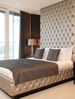 Luxurious designer headboard | Bedroom | Pinterest