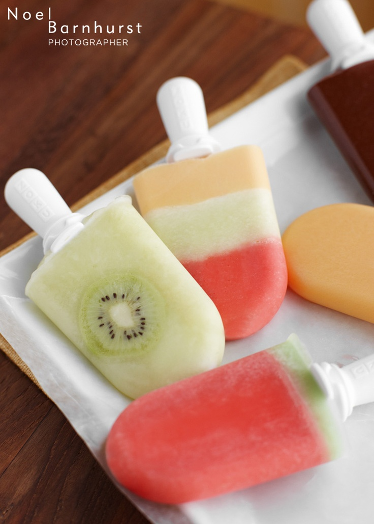Make Healthy Popsicles with the Zoku | Pop!-sicles | Pinterest