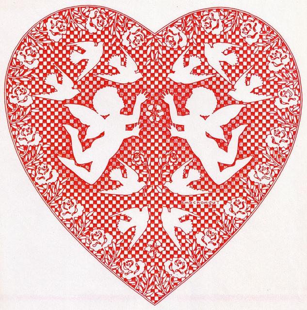 newsday valentine's day ad