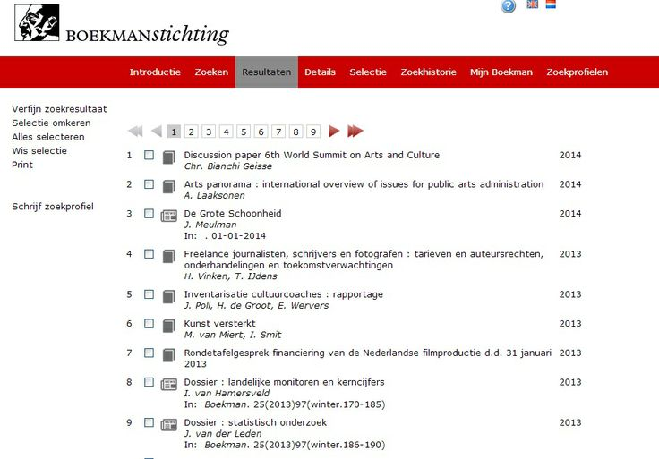 Pin by boekmanstichting amsterdam on bibliotheek boekmanstichting p - Te creeren zijn bibliotheek ...