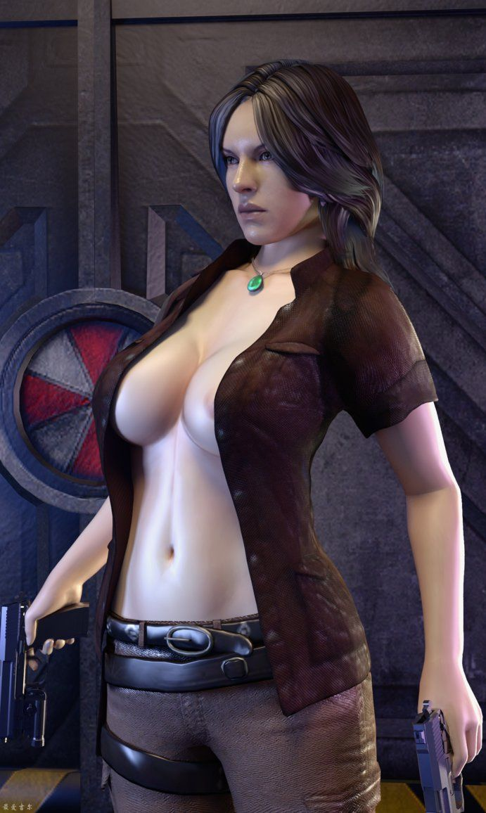 Jill valentine cosplay topless sexual films