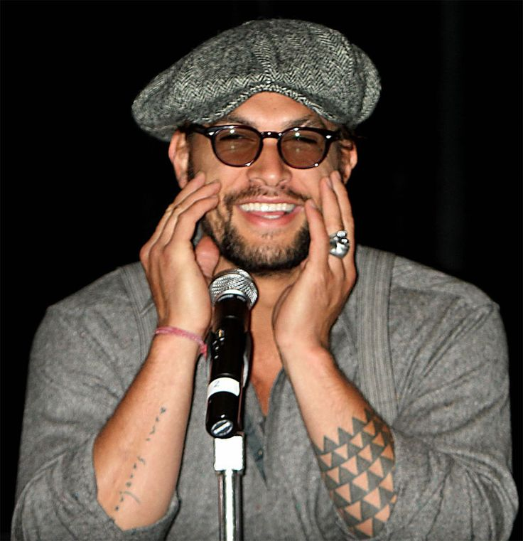 Jason Momoa Glasses