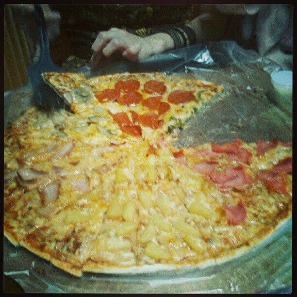 Pizza Italia, Santa Tecla, El Salvador