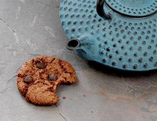Ginger-Chocolate Chip Cookies | Vegan Food | Pinterest