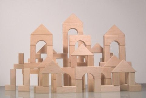 building blocks neat things pinterest