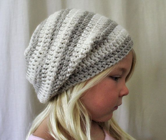 Crochet PATTERN: The Haven Slouchy Beret -Toddler, Child ...