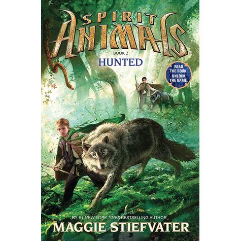 story spirit animals fanfic