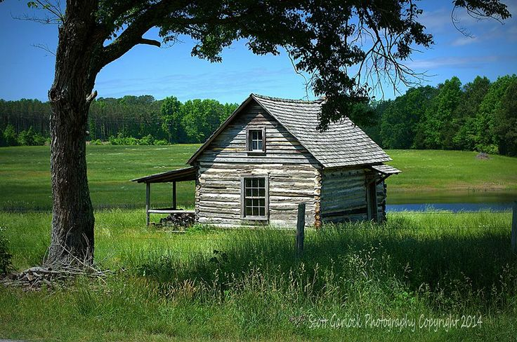 Pinterest for Wide open country cabins