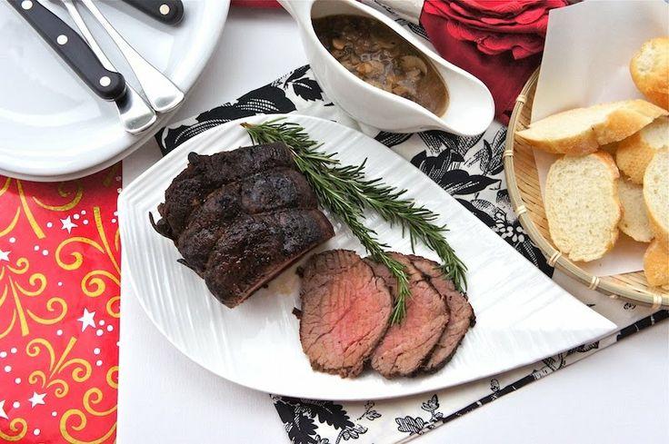 Roast Beef Tenderloin | Susan | Pinterest