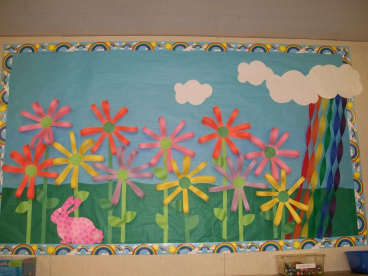 Pictures Of April Showers Bring May Flowers Bulletin Board Ideas