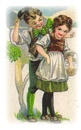 free vintage st patricks day clip art