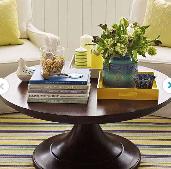 coffee table home decor ideas pinterest