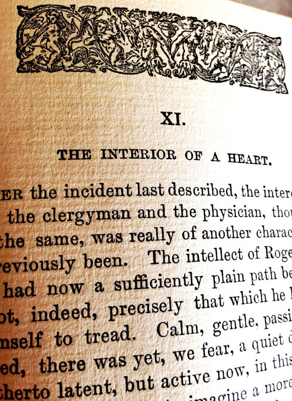 Chapter 11, The Scarlet Letter ~ Nathaniel Hawthorne