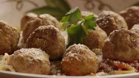 Fast and Friendly Meatballs Allrecipes.com Made them with ground beef ...