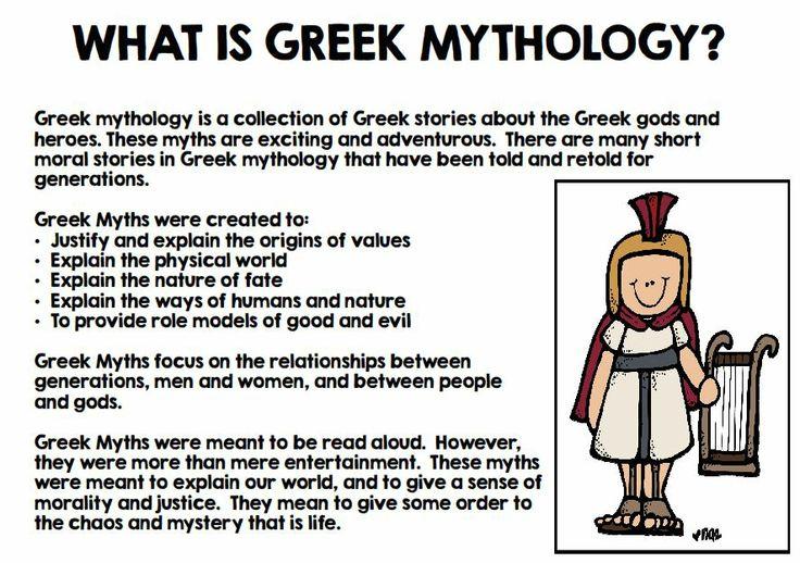 Unit on Greek Mythology-Comprehension, Vocabulary, Interactive ...