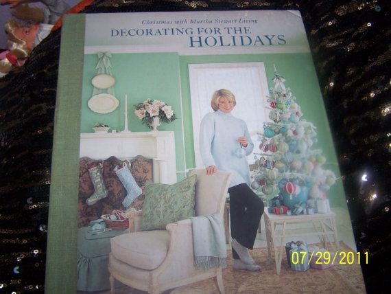 Christmas with Martha Stewart Living Decorating for by ReedNovelty, $9 ...