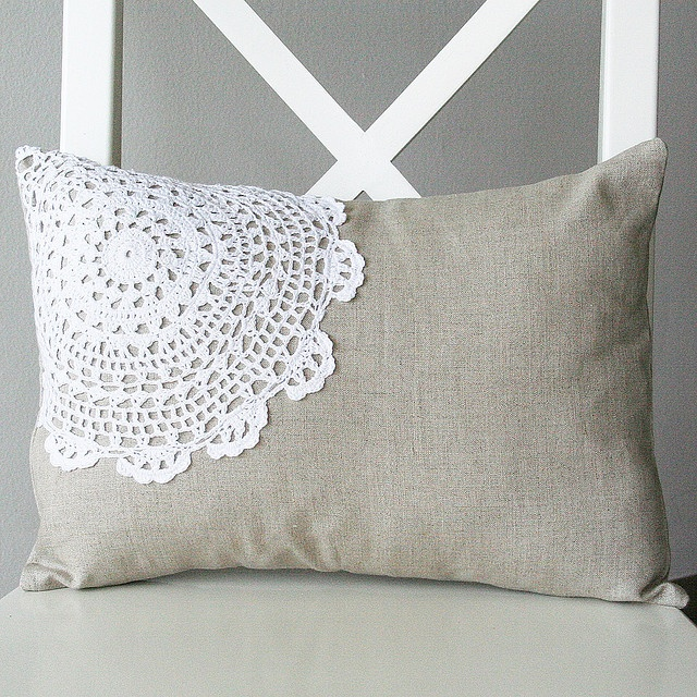 Cute Pillow Idea Crafty Ideas Pinterest