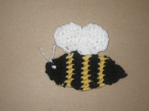 Crochet Bumble Bee Pattern | FreshStitches