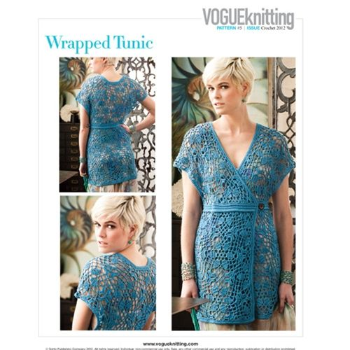 Vogue knitting/crochet Crochet inspiration Pinterest