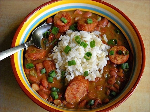 Slow Cooker Recipe For Louisiana-Style Red Beans And Rice Recipes ...