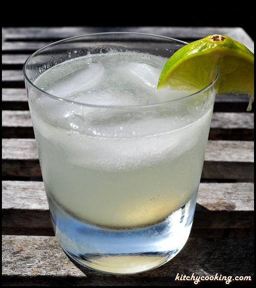 Gin Rickey - #gin #cocktail | What, I'm not 21 yet? | Pinterest