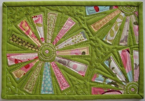 Free Motion Quilting and Embroidery