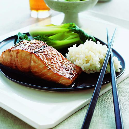 ... glazed salmon glazed salmon sake ginger glazed salmon balsamic glazed