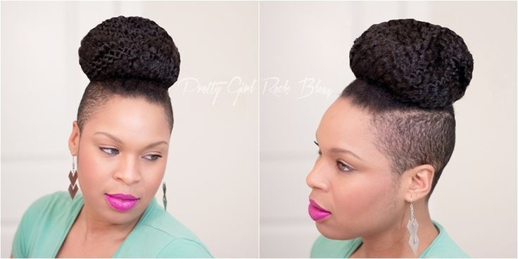 """Search Results for """"Kanekalon Hair Bun"""" – Black Hairstyle and ..."""