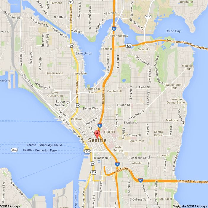 Google Maps Seattle Submited Images