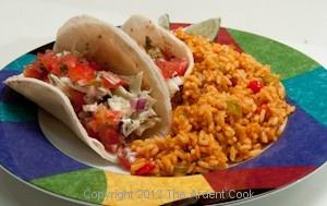 Crispy Rolled Shrimp Tacos Recipes — Dishmaps