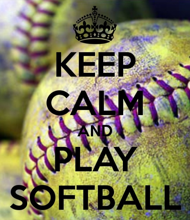 Keep Calm And Date a Softball Catcher Keep Calm And Play Softball