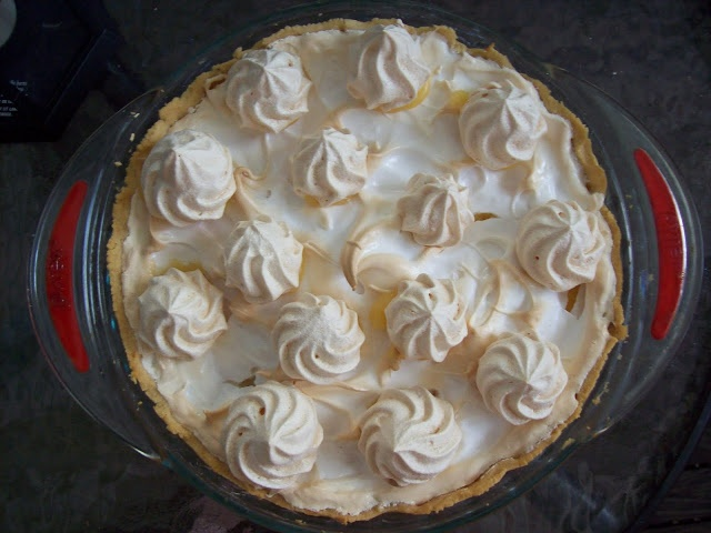 Lemon Lime Meringue Pie | ::: Food & Drink ::: | Pinterest