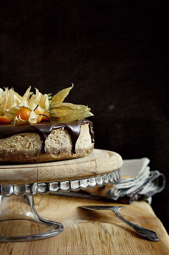 Chestnut Cheesecake Recipe — Dishmaps